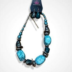 NEW Paparazzi Chunky Statement jewelry necklace